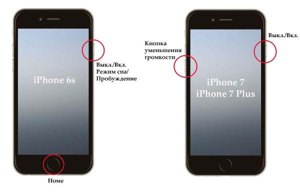 Что изменилось в способе сбросить iPhone 7 до заводских настроек